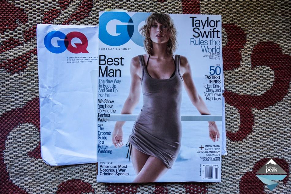 Trail to Peak GQ MagazineTrail to Peak GQ Magazine