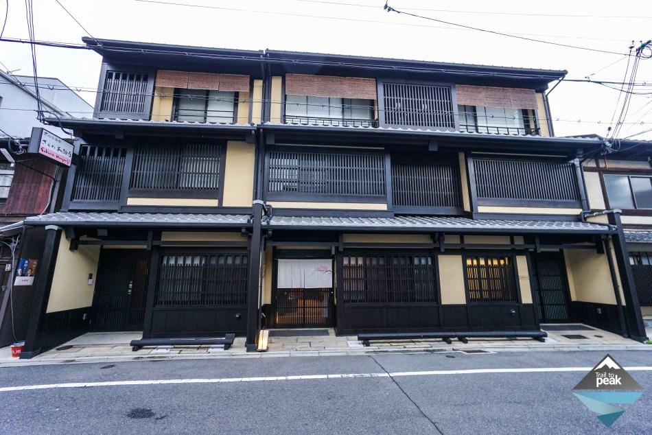 Kyomachiya Ryokan SAKURA HONGANJI