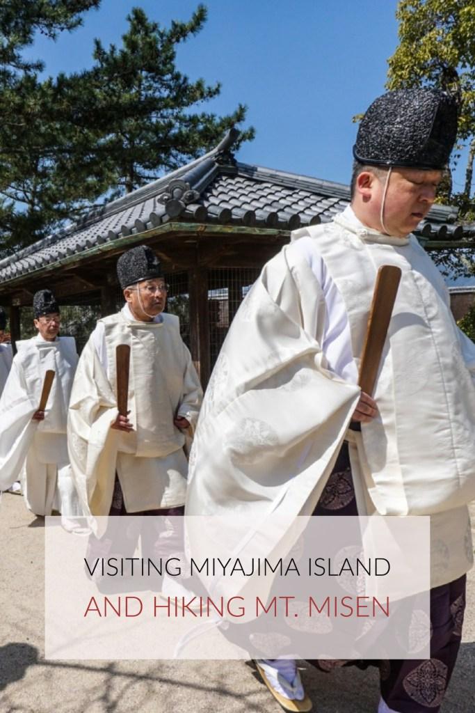 A Shinkansen Bullet Train, Miyajima Island, And Hiking Mt. Misen