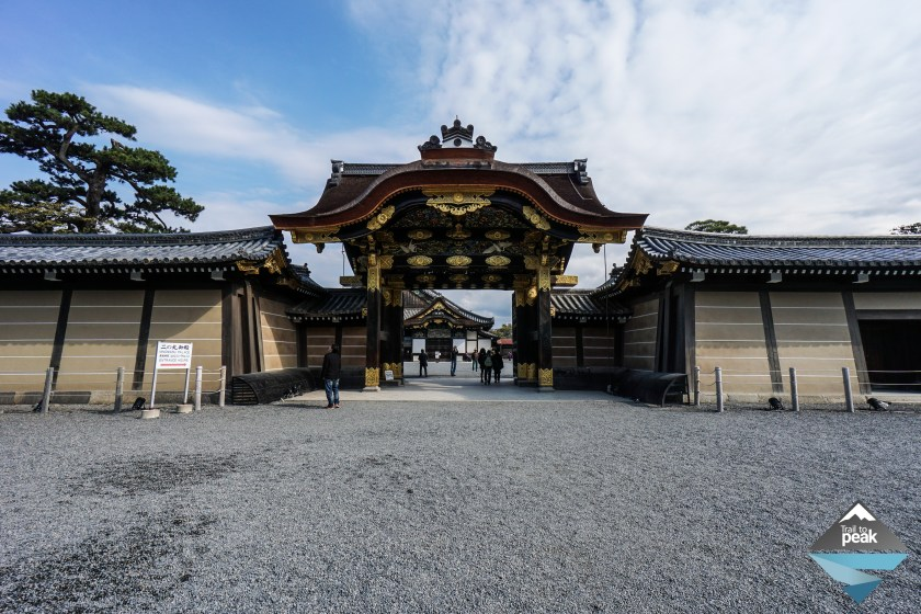 Nijo Castle Kyoto Japan