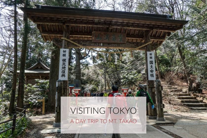 Hiking Mt. Takao And A Visit To Shinjuku
