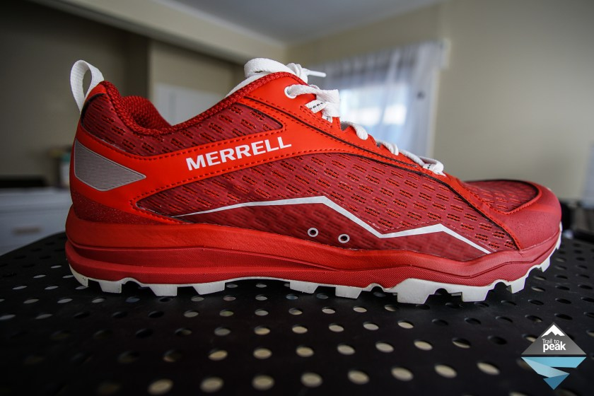 Merrell All Out Crush Shoe Review
