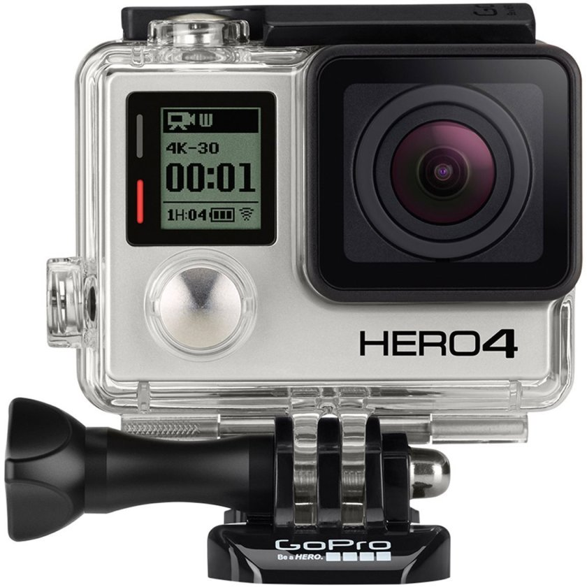 GoPro Hero Black Best Hiking Backpacking Travel Lightweight Cameras Lenses