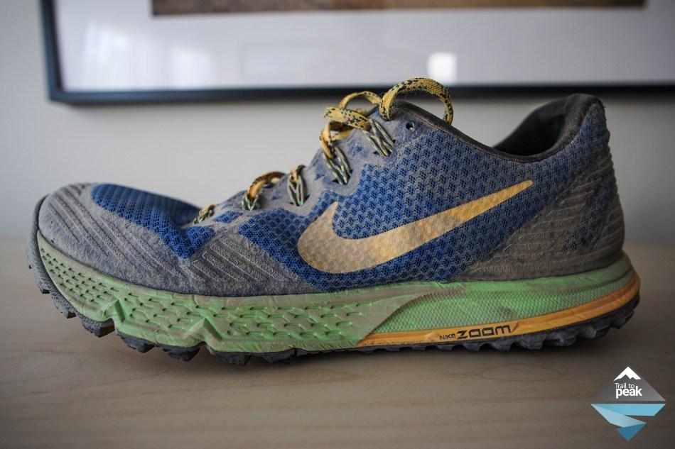 108a96ba54107 Gear Review  Nike Air Zoom Wildhorse 3 Wear Report - Trail to Peak