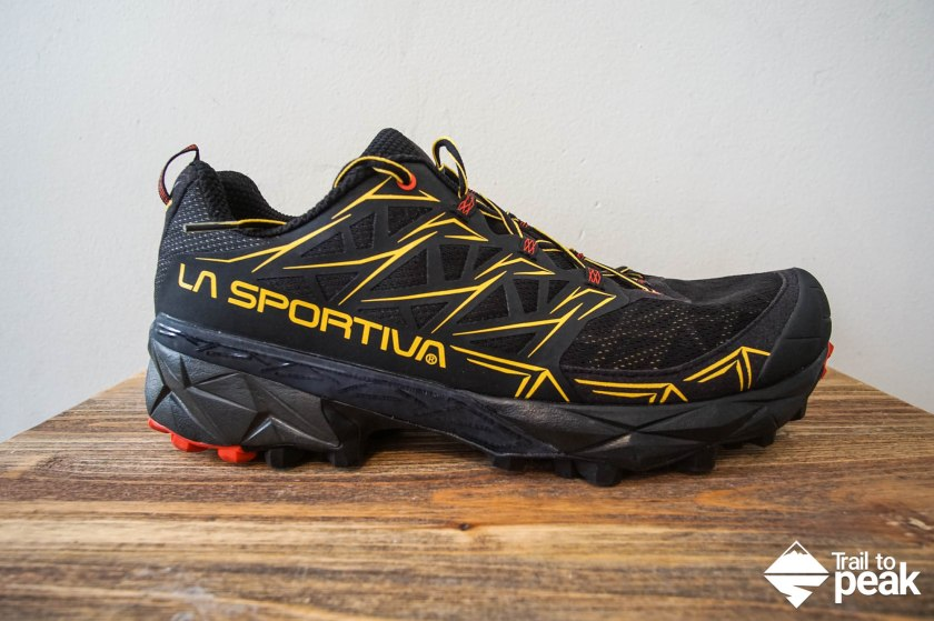 15 Most Exciting Trail Running And Lightweight Hiking Shoes for 2017 La Sportiva Akyra
