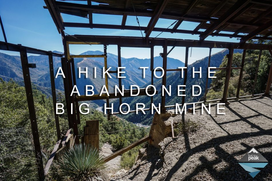 Hiking To Big Horn Mine