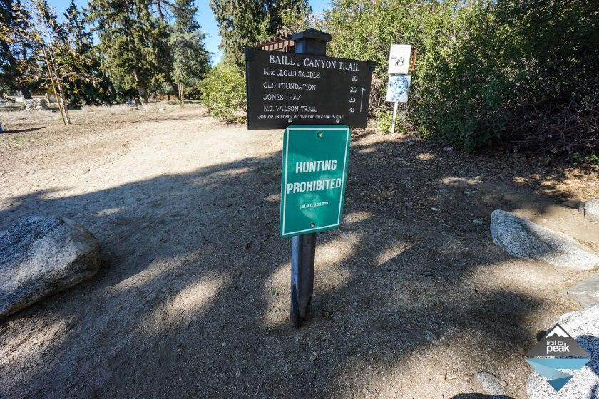 Hiking Jones Peak Via Bailey Canyon Trail Guide