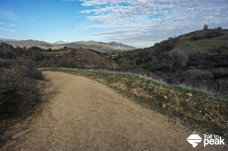 Hiking South Hills Park Glendora And Peak 1212