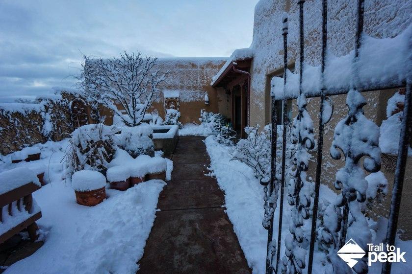 Stallion Springs Tehachapi Photography Snow