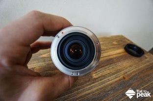Rokinon Samyang 12mm f/2.0 NCS CS Lens Sony a6000 e mount wide angle lens hiking