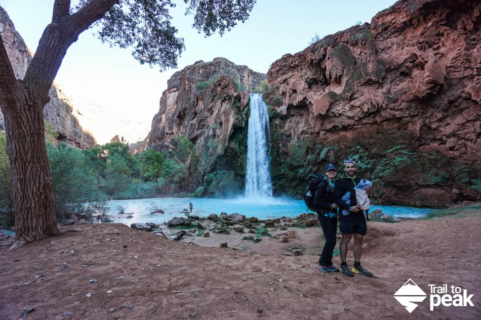 Gear Guide List For Backpacking Hiking Havasupai Falls Havasu Mooney Supai