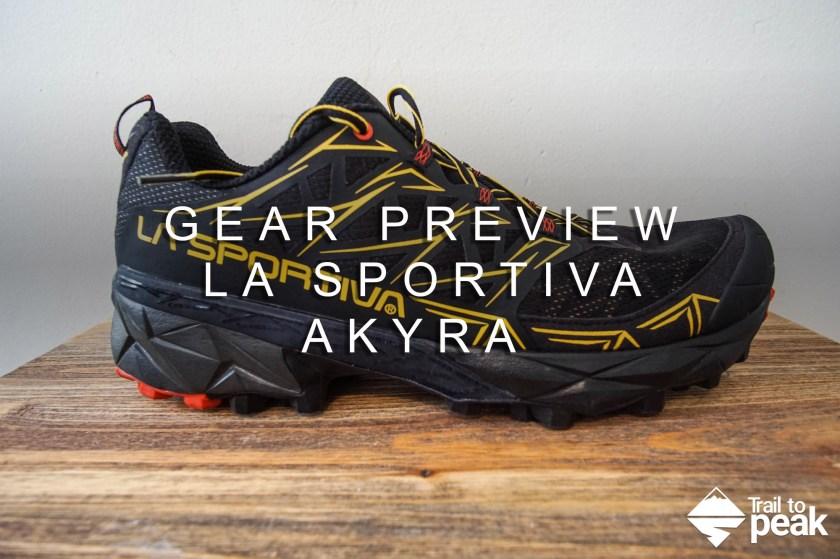 La Sportiva Akyra Gear Review Preview Photos
