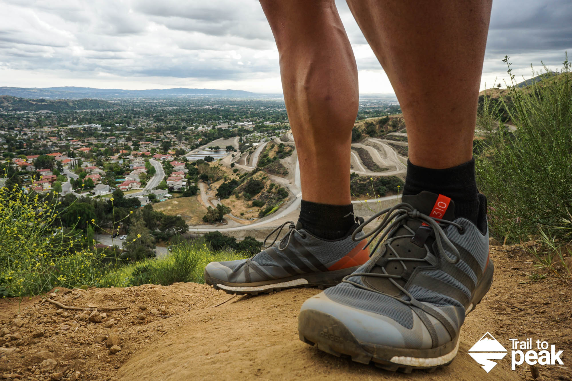 Adidas Terrex Agravic Trail Shoes