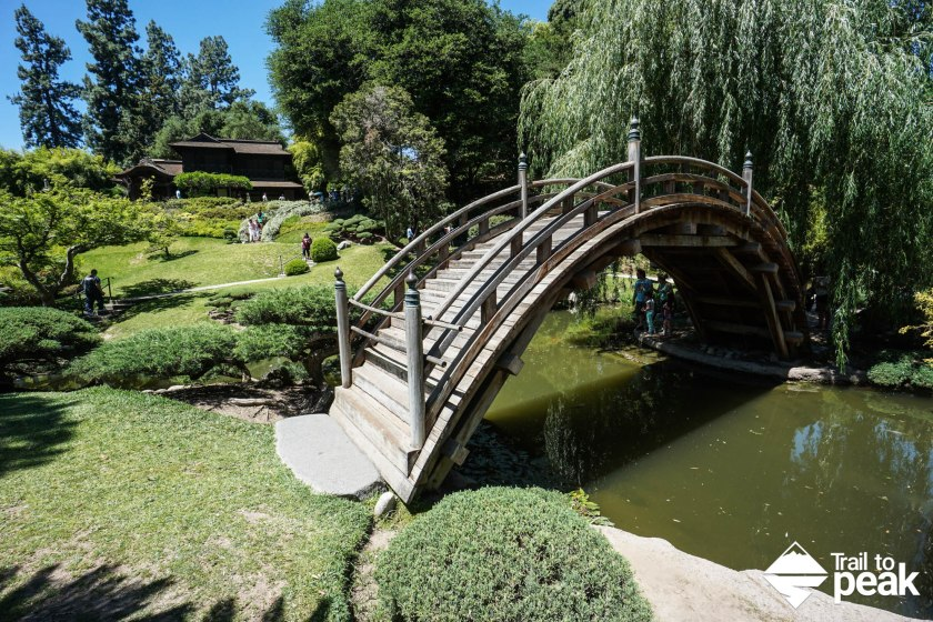 The Huntington Japanese Gardens
