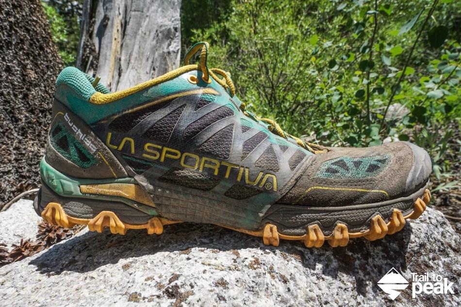 La Sportiva Bushido Gear Review Shoe Trail Running Hiking Backpacking