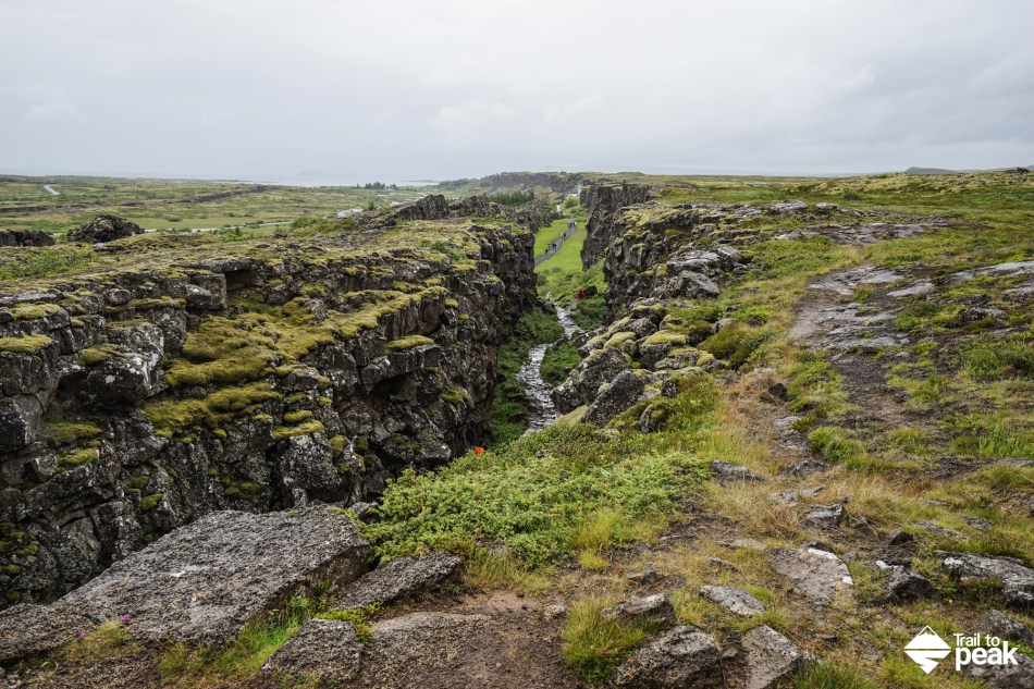 Driving Iceland's Golden CircleÞingvellir