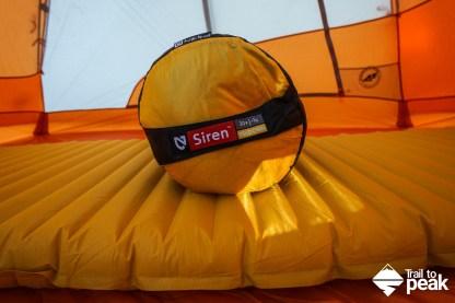 Gear Review NEMO Siren 30 Degree Down Sleeping Quilt