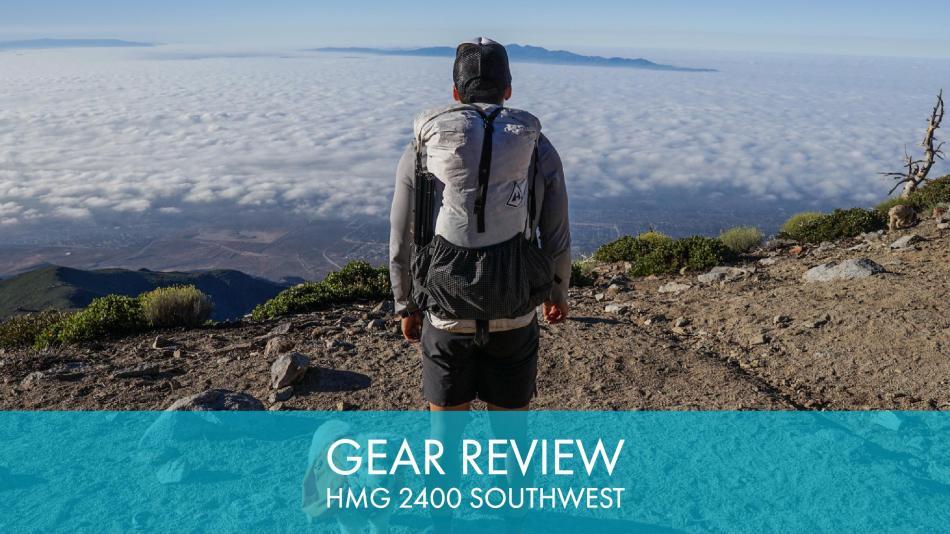Gear Review  Hyperlite Mountain Gear 2400 Southwest Backpack - Trail ... ed03d117c