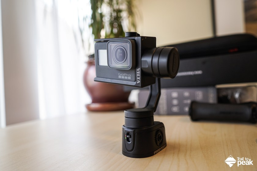Gear Review: FreeVision VILTA 3-Axis Gimbal for GoPro HERO5/4/3