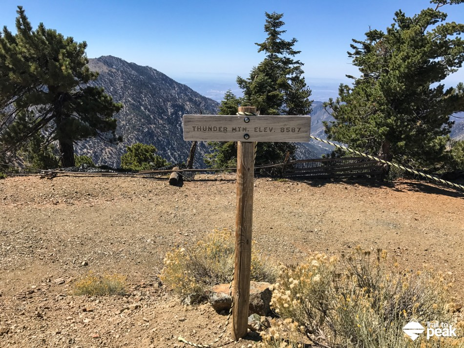 Hiking The Mt. Baldy 6 Peak Loop: West Baldy, Mt. Baldy, Harwood, Thunder, Telegraph, and Timber