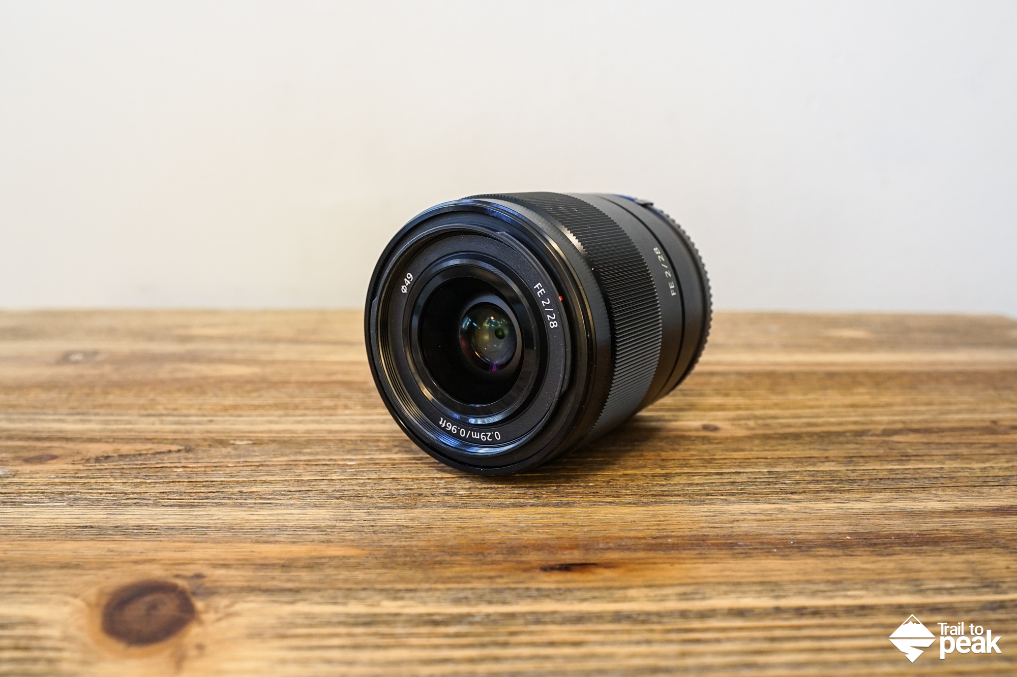 Gear Review: Sony FE 28mm f/2 Lens - Trail to Peak
