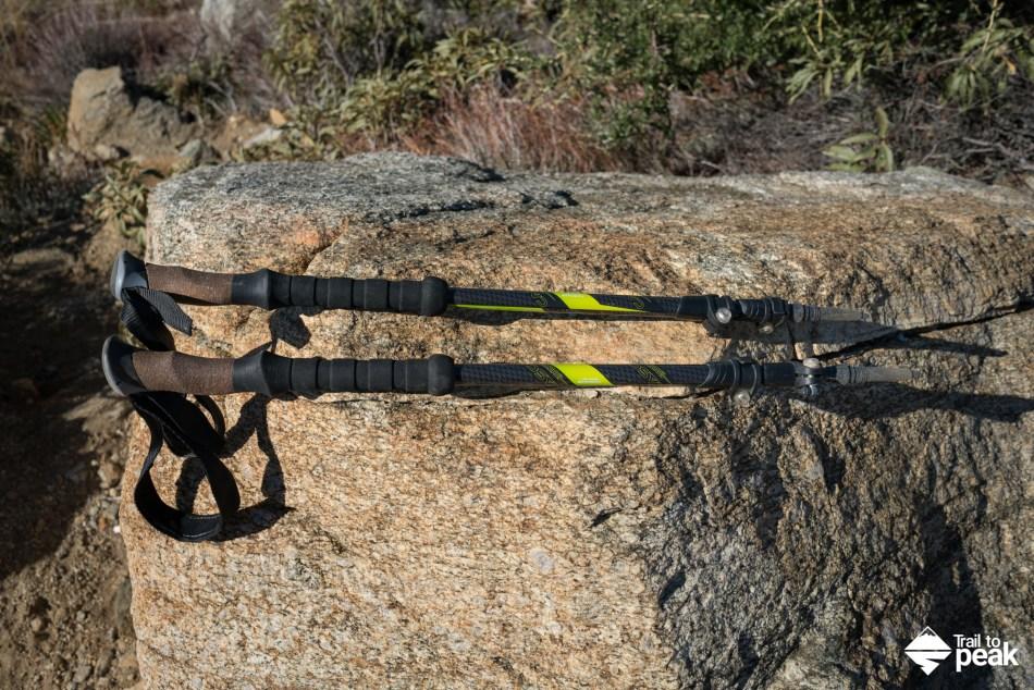 Gear Review: Cascade Mountain Tech Carbon Fiber Quick Lock Trekking Poles