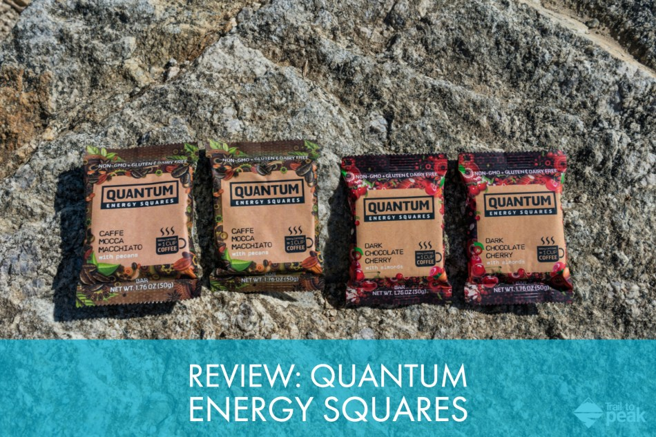 Review: Quantum Energy Squares