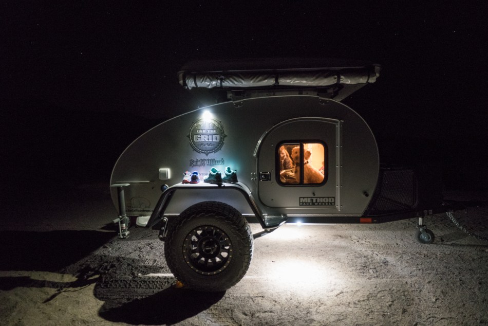 Family Travel In A Teardrop Trailer Offthegrid rentals
