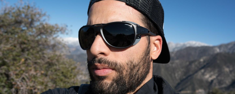 a7d6e469ebc Gear Review  Julbo Explorer 2.0 Sunglasses With Camel Lenses ...