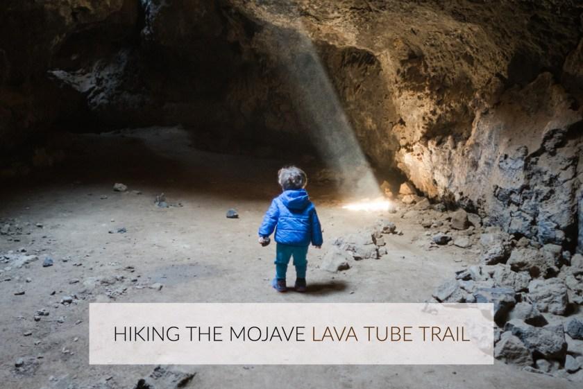Hiking The Lava Tube Trail In Mojave National Preserve