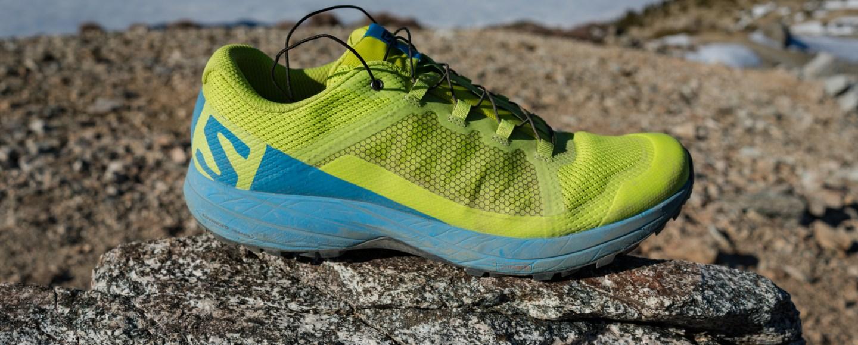 Gear Review  Salomon XA Elevate Trail Shoe - Trail to Peak 99b549ca89d