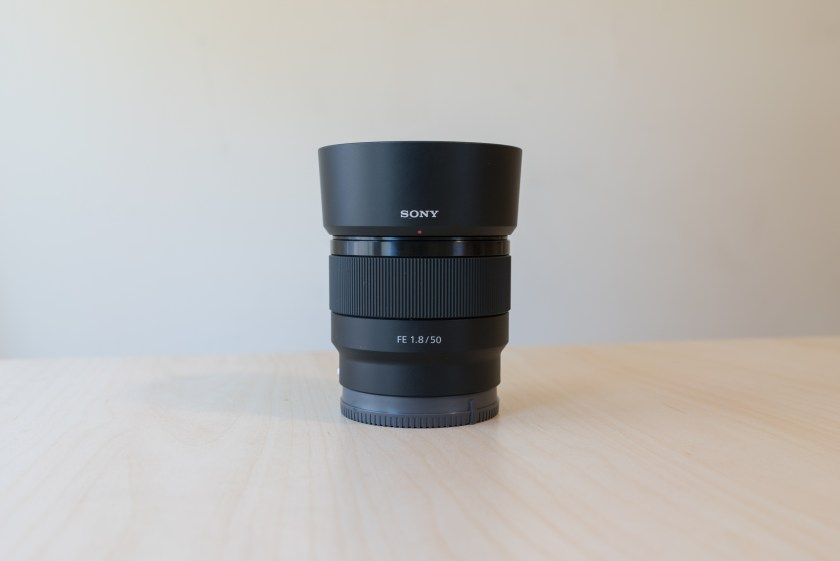 Gear Review Sony FE 50mm F/1.8 SEL50F18F