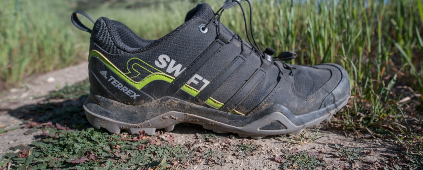 dd9d2e37b Gear Review  Adidas Terrex Swift R2 Hiking Shoes - Trail to Peak