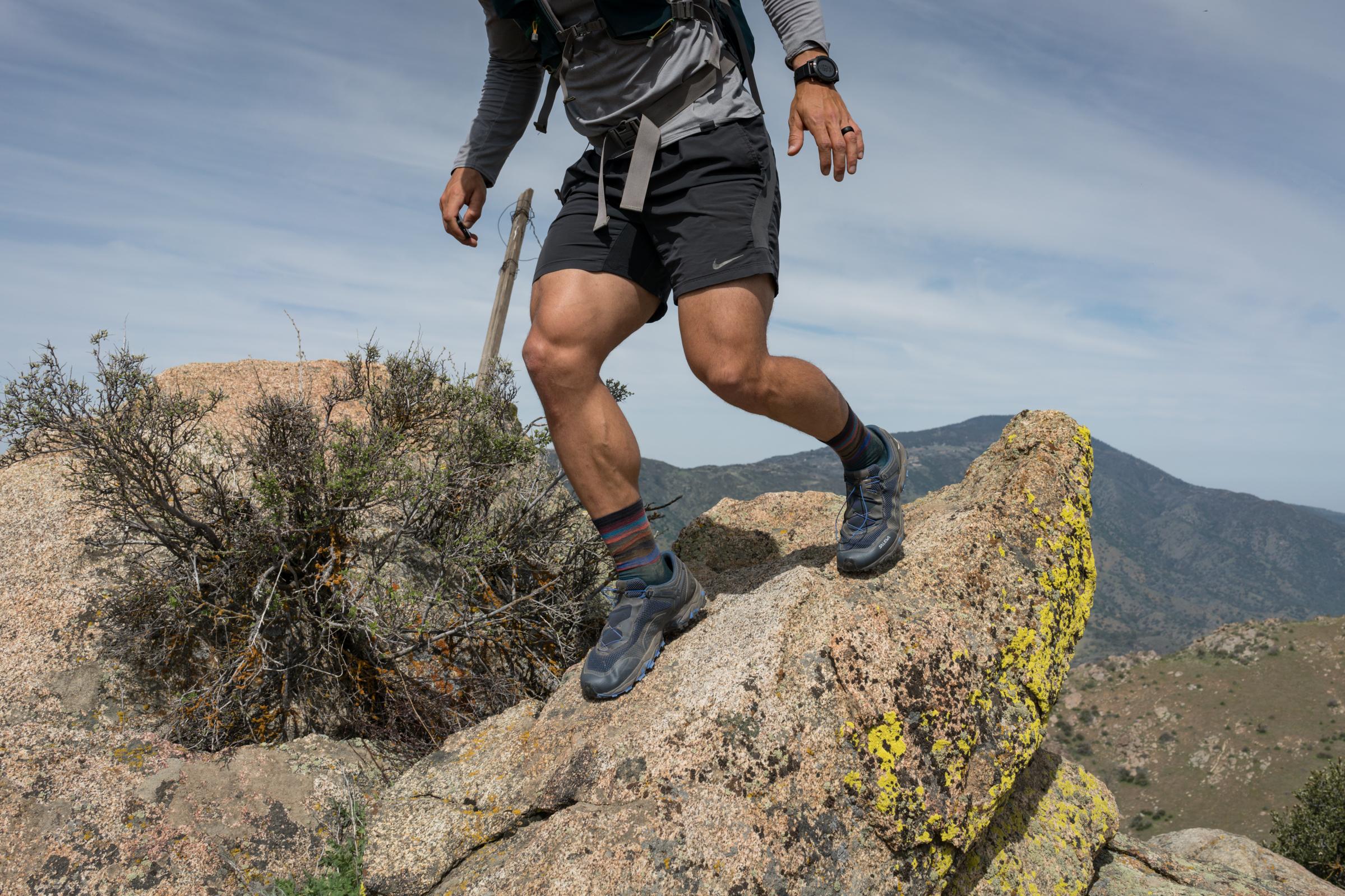 Gear Review: Salewa Ultra Train 2 Hiking Shoe Trail to Peak