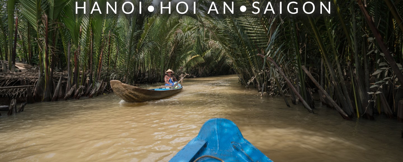 Vietnam Video: Highlights From Hanoi, Hoi An, and Saigon