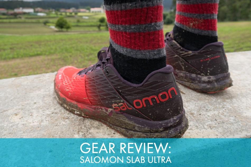 Gear Review: Salomon SLAB Ultra Trail Shoe