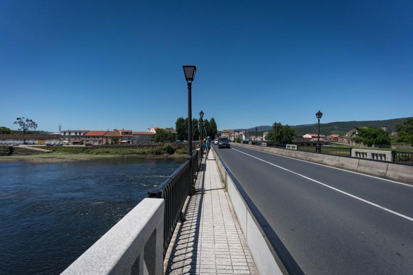 Camino Portuguese Day 9: Caldas de Reis to Padrón