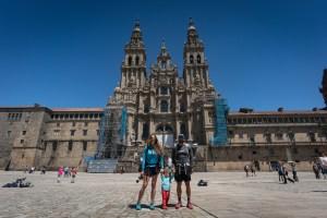 Camino Portuguese Day 10: Padron to Santiago de Compostela