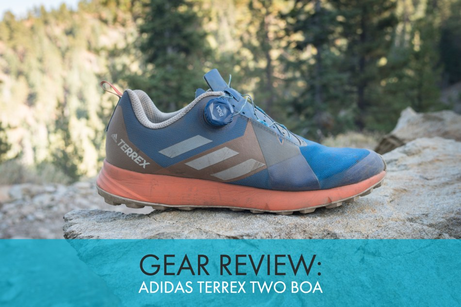 Gear Review  Adidas Terrex Two Boa Trail Shoe - Trail to Peak a35e6c33f