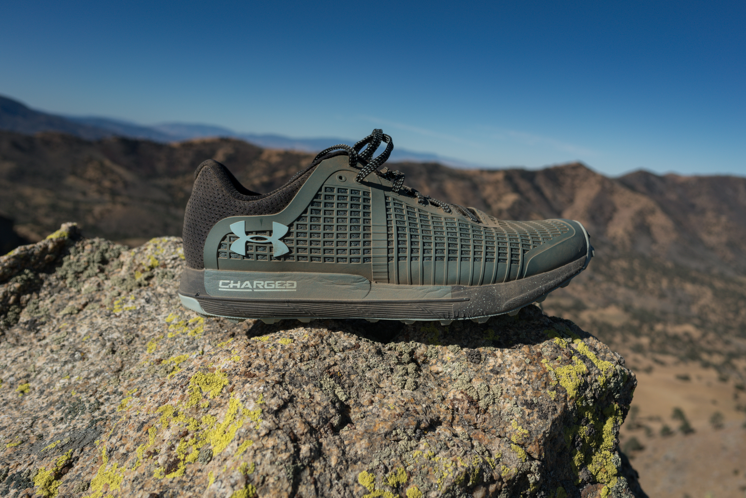 under armour shoes trail