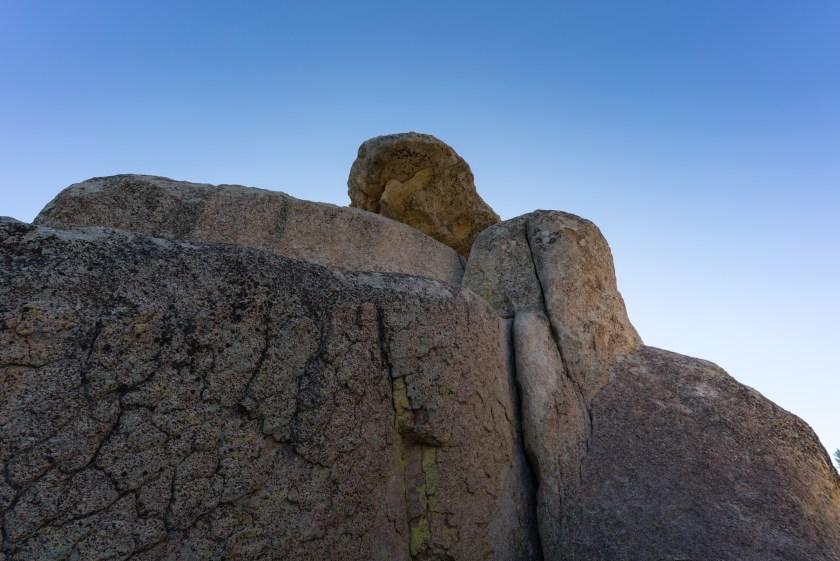 Hiking Castle Rock Trail - Big Bear, CA