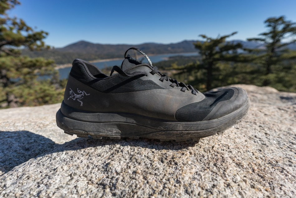 Gear Review: Arc'teryx Norvan LD Trail Shoe