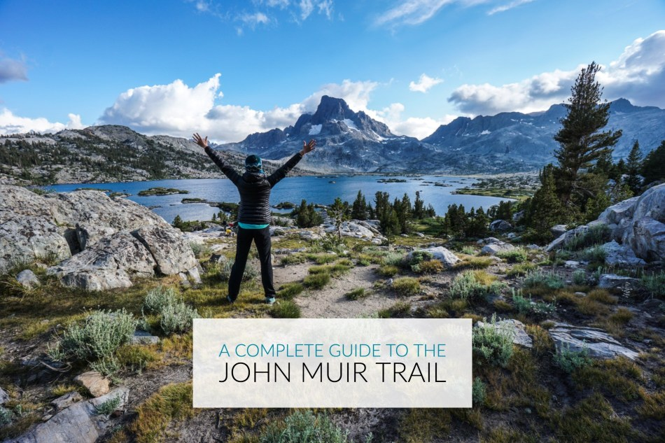 A Comprehensive Review of 5 JMT Guidebooks - Trail to Summit