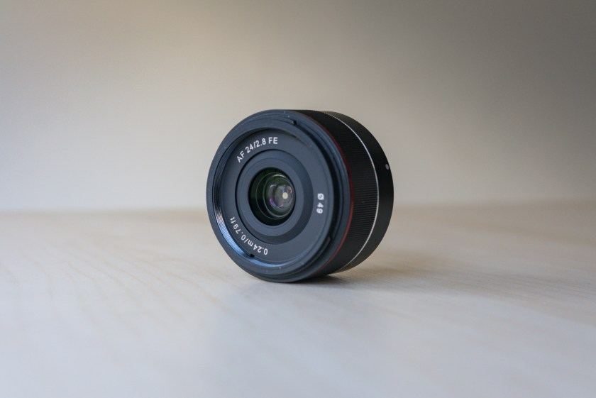 Gear Review: Rokinon (Samyang) AF 24mm f/2.8 FE Lens for Sony E Mount