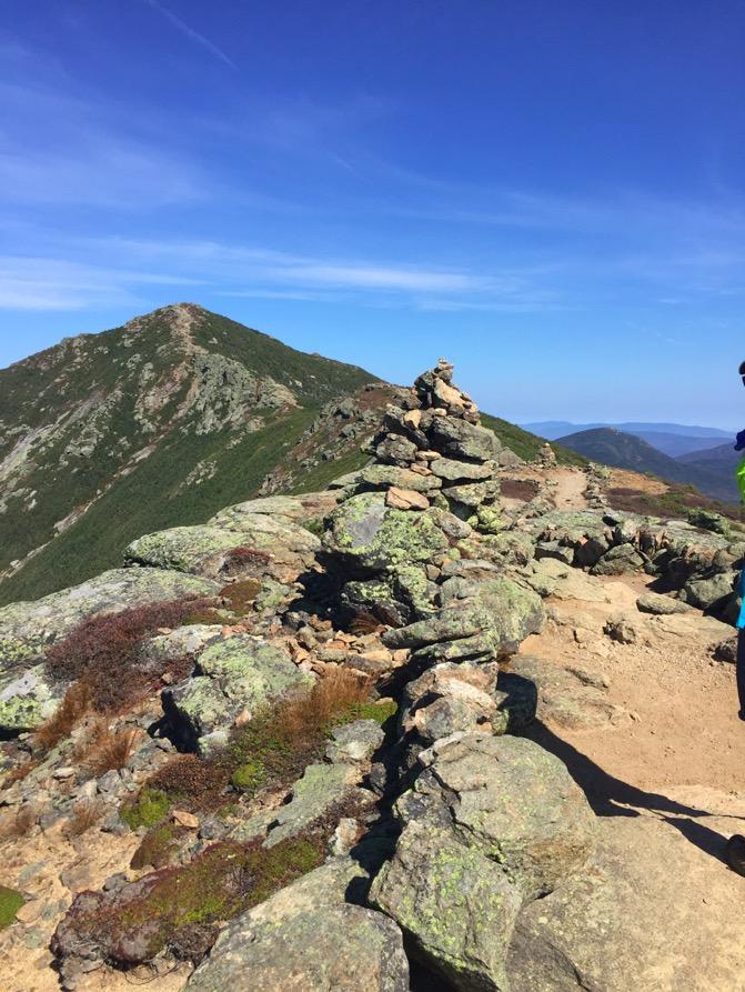 Hiking the Franconia Ridge Loop