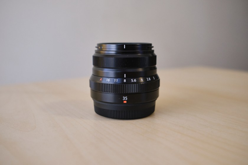 Gear Review: Fujifilm Fujinon XF 35mm f/2 R WR