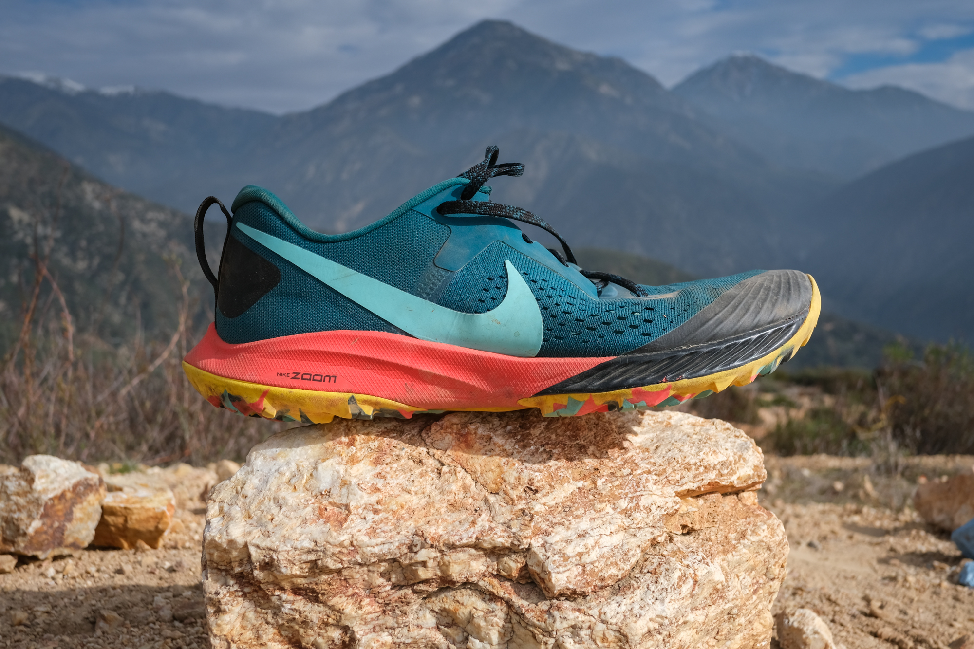 Gear Review: Nike Terra Kiger 5 Trail Shoe