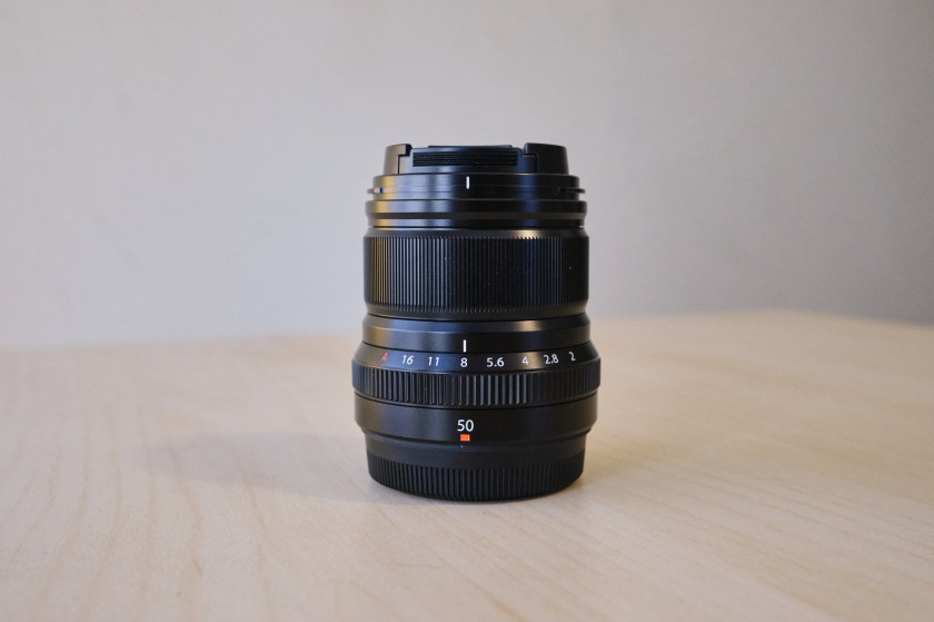 Gear Review: Fujifilm Fujinon XF 50mm f/2 R WR