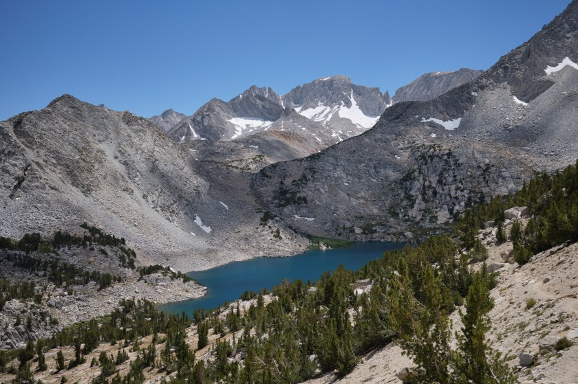 Hiking to Mono Pass via Mosquito Flat - Camping Overnight at Ruby Lake