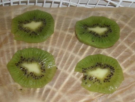 dehydrate kiwi